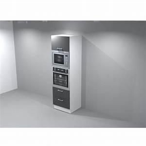 colonne de cuisine pour four et micro onde 0 de cuisine With meuble haut micro onde