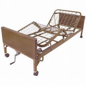 Drive Medical Semi Electric Hospital Beds 15004 New