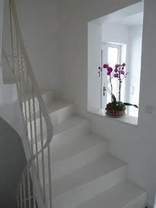 Beton Cire Treppe : wand wohndesign beton cire beton floor treppe in betonoptik ~ Indierocktalk.com Haus und Dekorationen