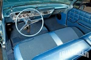 1962 Chevy Impala Interior