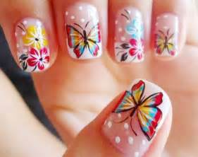 Simple and easy nail art designs g