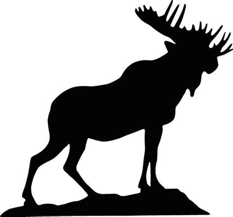 moose vector image  vector