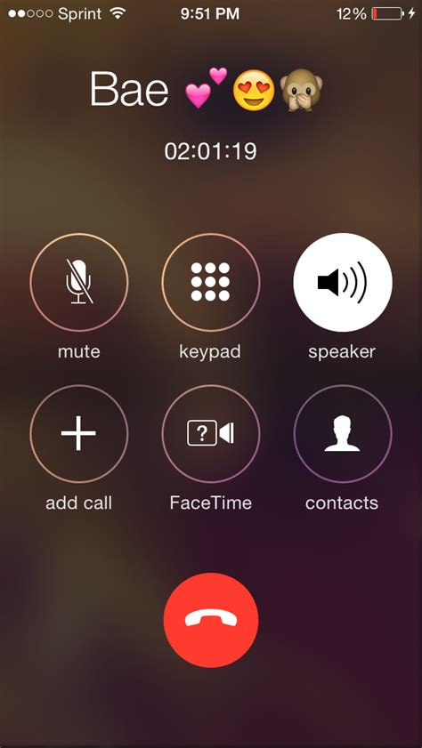 phone calls from phone calls with bae we it bae