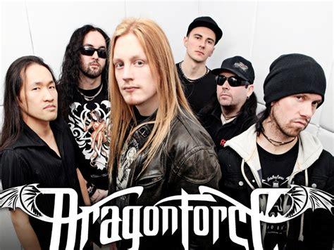 Dragonforce + Kissin Dynamite  La Cigale