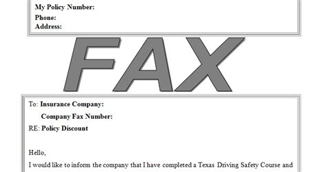 General Auto Insurance Fax Number