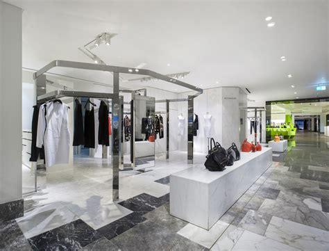 marble floor selfridges jamie fobert architects