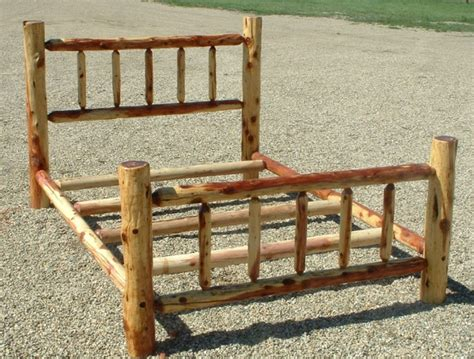 38521 beautiful log bed frames log bed frame plans how to build a log bed a log bed is a