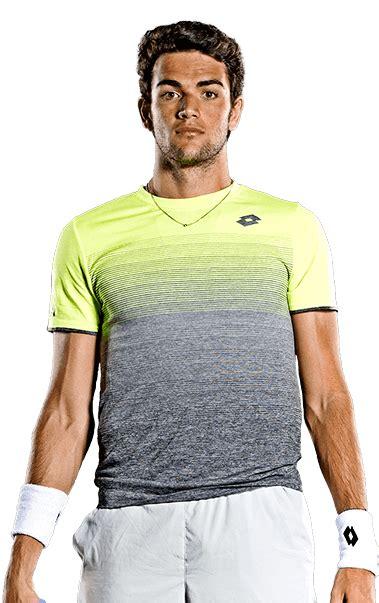 Official tennis player profile of matteo berrettini on the atp tour. Matteo Berrettini   Overview   ATP World Tour   Tennis