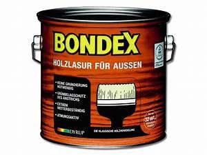 Holzlasur Farben Aussen : bondex holzlasur f r au en eiche hell 2 5 l seidenmatt l semittelbasiert ~ One.caynefoto.club Haus und Dekorationen