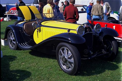 More About The Bugatti Type 55 Plus Its Ties To The