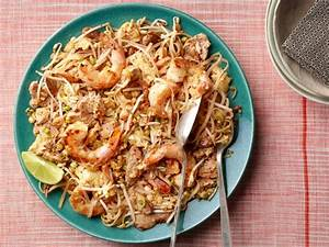 Kuay Tiaw Pad Thai Recipe Food Network