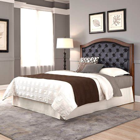 Leather Headboards For King Beds by Duet King California King Tufted Camelback