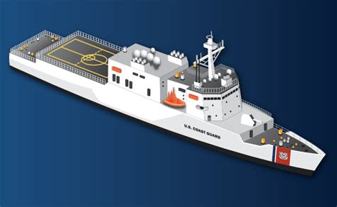 US Coast Guard receives 24th fast response cutter Oliver ...