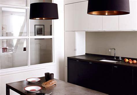 cuisine uip noir la cuisine et blanche plus contemporaine que jamais