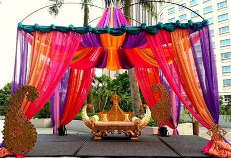 summer wedding decor ideas we indian wedding ideas indian fashion