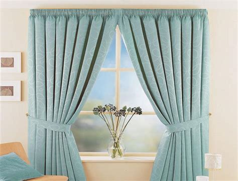 Sound Dening Curtains Three Types Of Uses by Attractive Cool Blue Combinations Curtains Curtains Design
