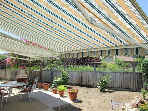 awning ideas  create  stunning patio