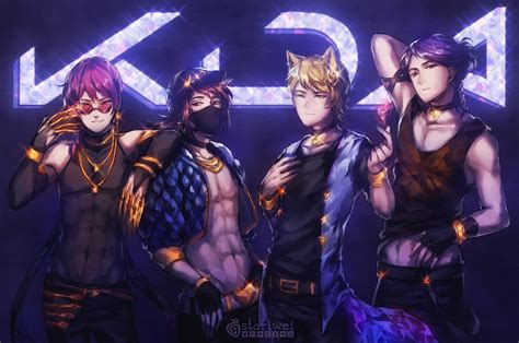 Kda Akali L League Of Legends T