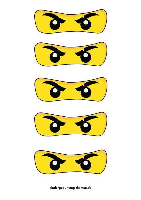 ninjago einladungskarten zum ausdrucken kids party