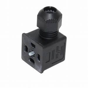 Din 43650 Solenoid Connector
