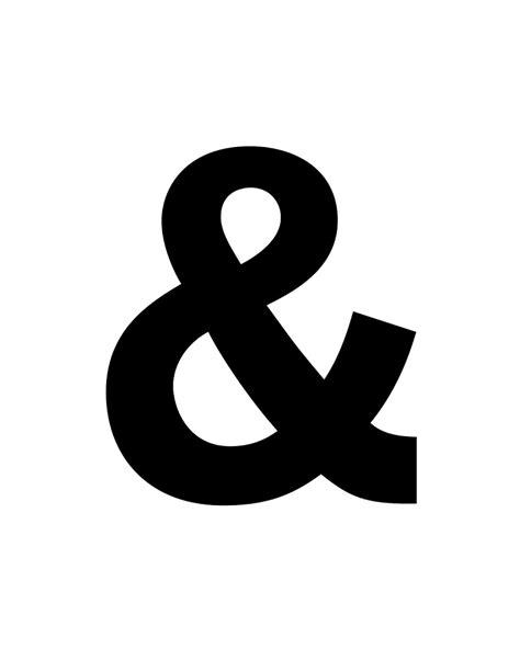 diy type ampersand pillow  nostalgia