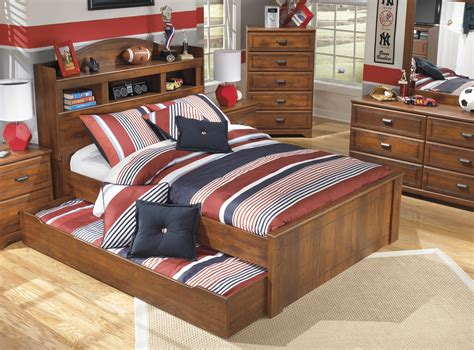 Bookcase Bed by Bookcase Bed With Trundle Bed Storage Unit By
