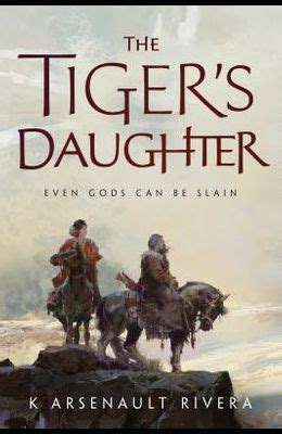 9780765392534 - The Tiger's Daughter By:K Arsenault Rivera ...