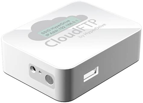 cloudftp lets  share  usb device  wifi