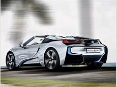 BMW i8 Roadster Is Officially on the Way, Along with a New