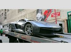 Chris Brown Receives Delivery of Rezvani Beast