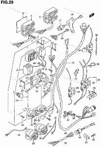 Suzuki Outboard Control Wiring Diagram