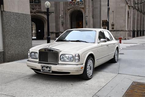 Rolls Royce Seraph by 2002 Rolls Royce Silver Seraph Stock Gc2253a For Sale