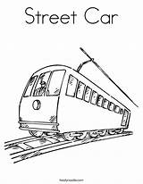 Coloring Tram Subway Washington Dc Outline Trolley Drawings Sketch Template Twistynoodle Tramway Noodle Designlooter Ll Login Favorites Twisty Popular 886px sketch template
