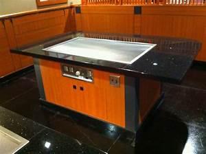 Teppan Yaki Grill : hibachi grill table teppanyaki grill tables brand new ebay ~ Buech-reservation.com Haus und Dekorationen