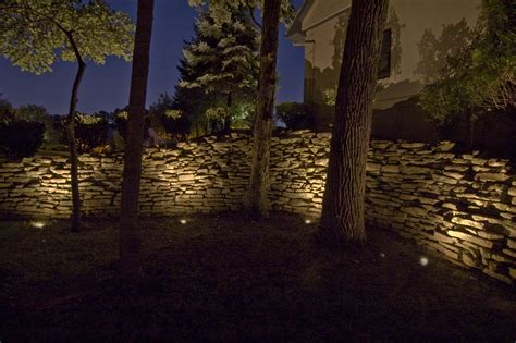 naperville accent lighting outdoor lighting in chicago