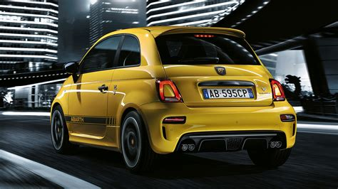 Top Gear Fiat Abarth by This Is The New Abarth 595 Hatchback Top Gear