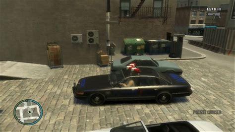 Secret Police Car