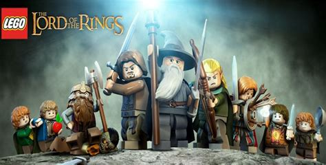 How To Unlock All Lego Lord Of The Rings Characters
