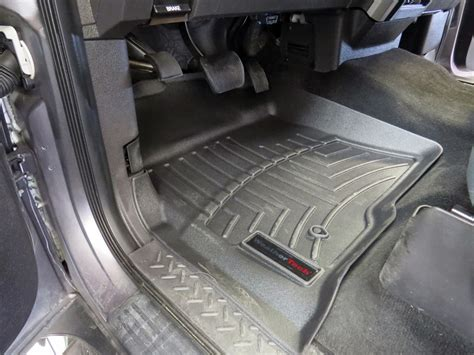 Weathertech Floor Mats 2010 F150 by 2009 Ford F 150 Floor Mats Weathertech