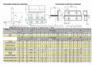 Elevator Guide Rail Factory- Xinxing