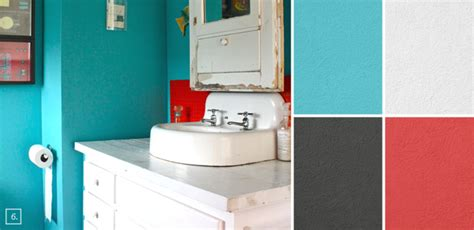 bathroom color paint ideas bathroom color ideas palette and paint schemes home