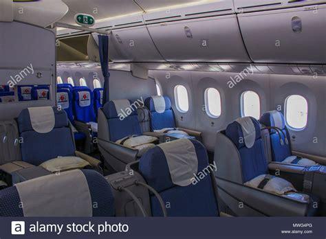boeing  dreamliner interior stock  boeing