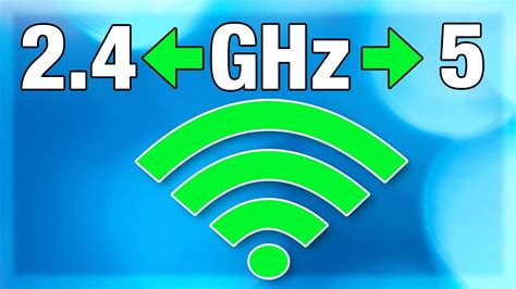 24 GHz vs 5 GHz WiFi What Are the Differences? YouTube