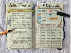 What's the Bullet Journal anyway? – designist