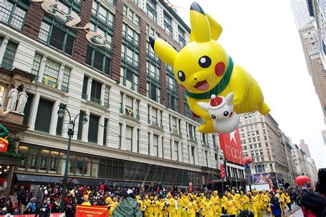 macys thanksgiving day parade sustainable