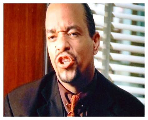 LAW & ORDER SUV---ICE T | Law and order svu, Law and order ...