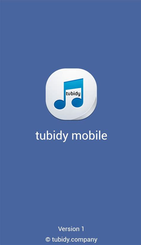 Tubidy is a app that lets you download facebook videos, and videos from other video streaming sites for free. Tubidy Mobile MP3 Player Music for Android - APK Download