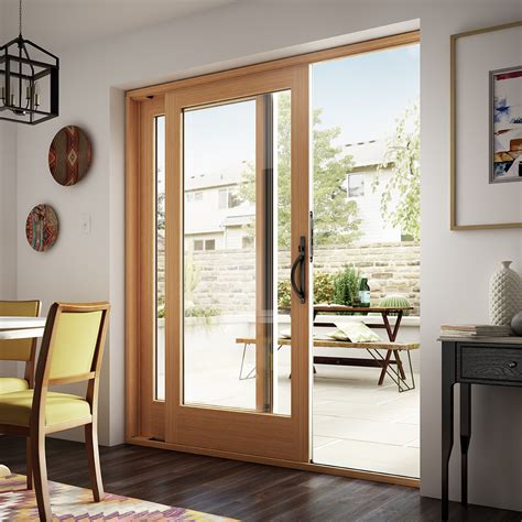 milgard essence series 174 style sliding door sound