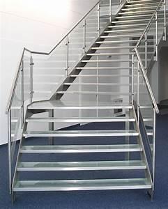 Treppe Mit Glas : gel nde f r treppe bz03 hitoiro ~ Sanjose-hotels-ca.com Haus und Dekorationen