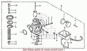 Honda Cd175 A5 England Carburetor